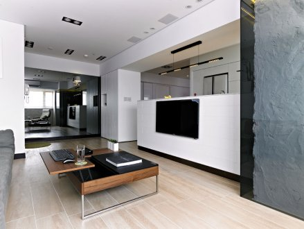 室內設計-悠閒自然風:台鳳天璽周公館