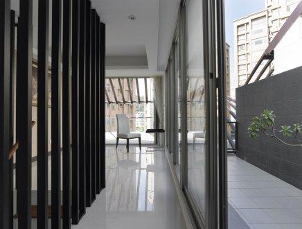 室內設計-悠閒自然風:上善若水周公館